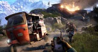 Far Cry 4 director leaves Ubisoft, starts new studio