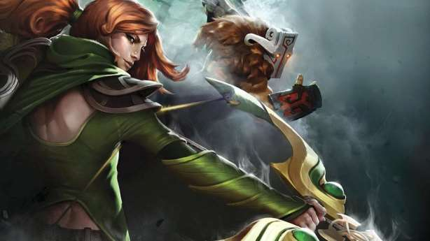 Dota 2 Patch 6.84 download available