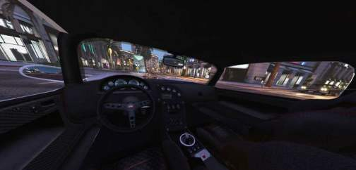 GTA V Virtual Reality Mod
