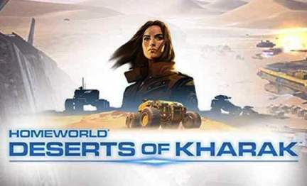 Homeworld: Deserts of Kharak Screnshot
