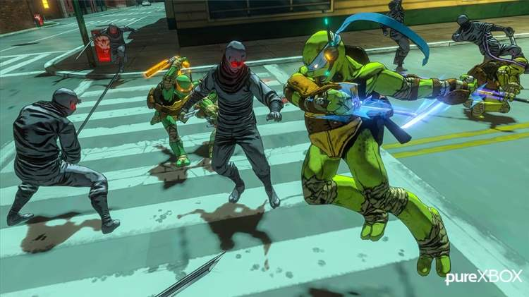 Teenage Mutant Ninja Turtles: Mutants In Manhattan Images