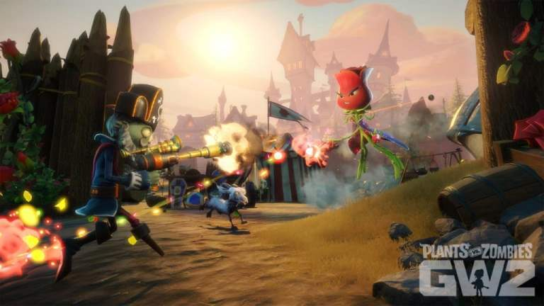 Plants vs Zombies: Garden Warfare 2 Screenshot