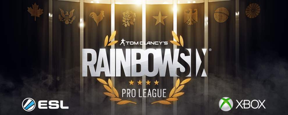 Rainbow Six Pro League Competition