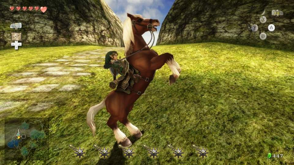 The Legend of Zelda Twilight Princess HD Pics
