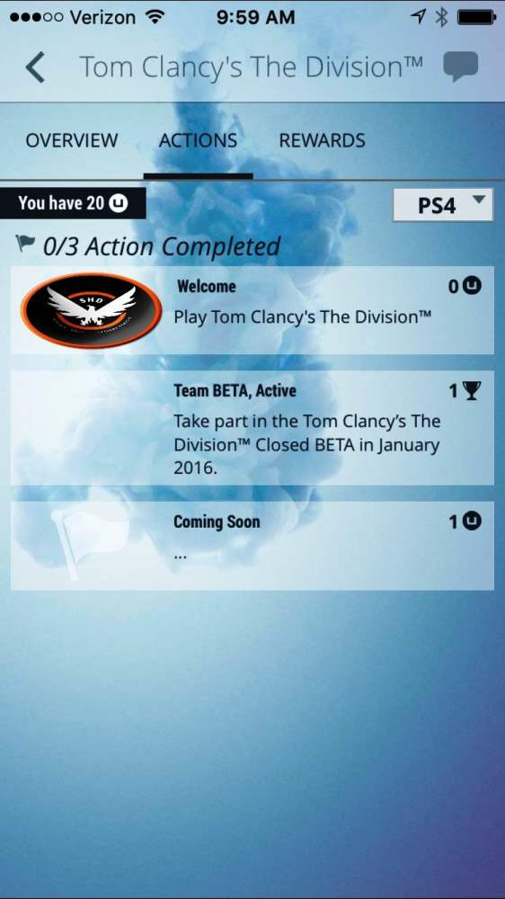 Tom Clancy's The Division Closed Multiplayer Beta