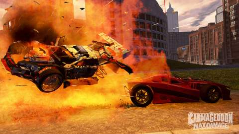 Carmageddon Max Damage Screenshot
