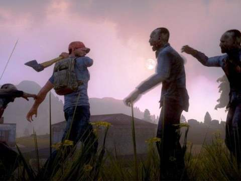 H1Z1 Game Screenshot