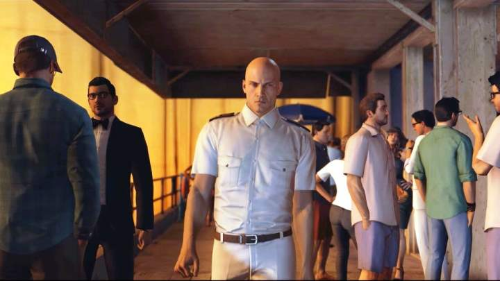 Hitman Beta Picture
