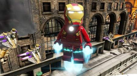 Lego Marvel's Avengers Photo
