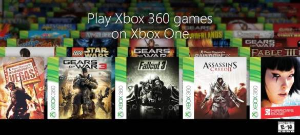 Xbox One Backwards-Compatible Game