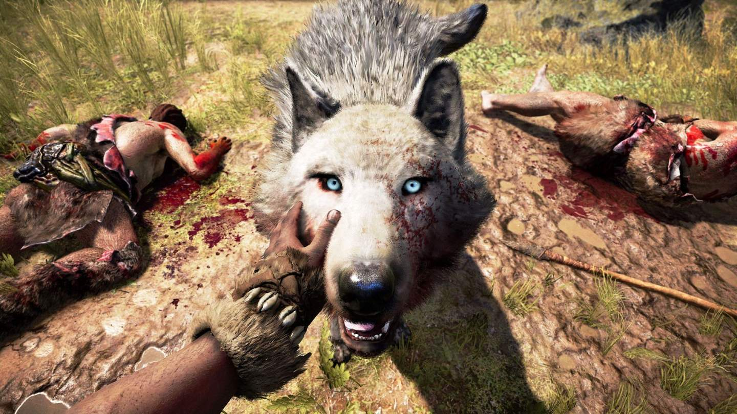 Far Cry Primal Images