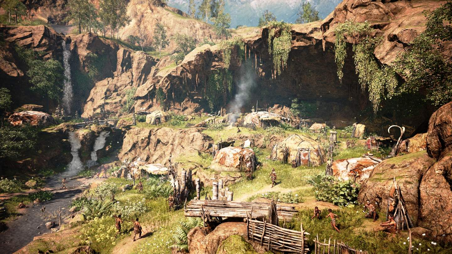 Far Cry Primal Pics