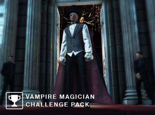Hitman Vampire Magicians outfit