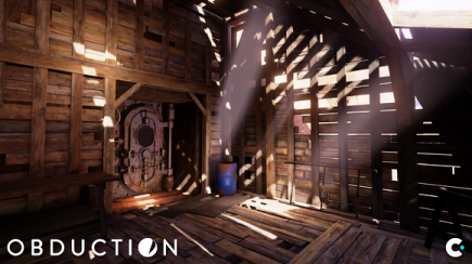 Obduction Game Screenshot