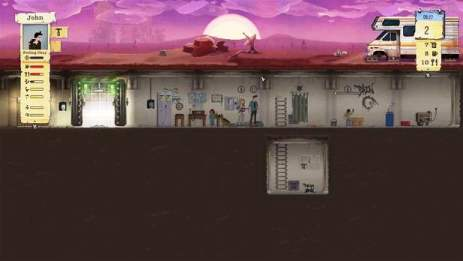 Sheltered Game Screenshot