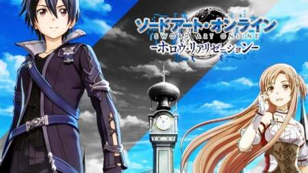 Sword Art: Online Hollow Realization Screenshot