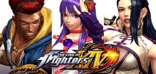 The King of Fighters XIV Characters