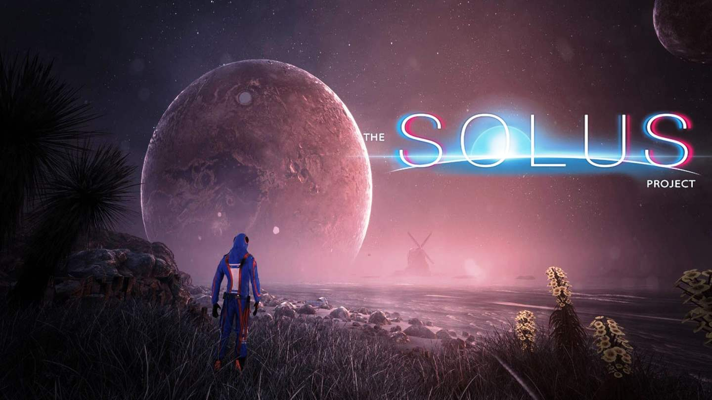 The Solus Project Screenshot