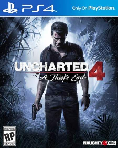 Uncharted 4 Box