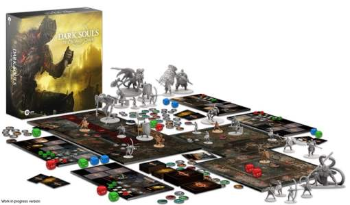 Dark Souls The Board Game Screenshot