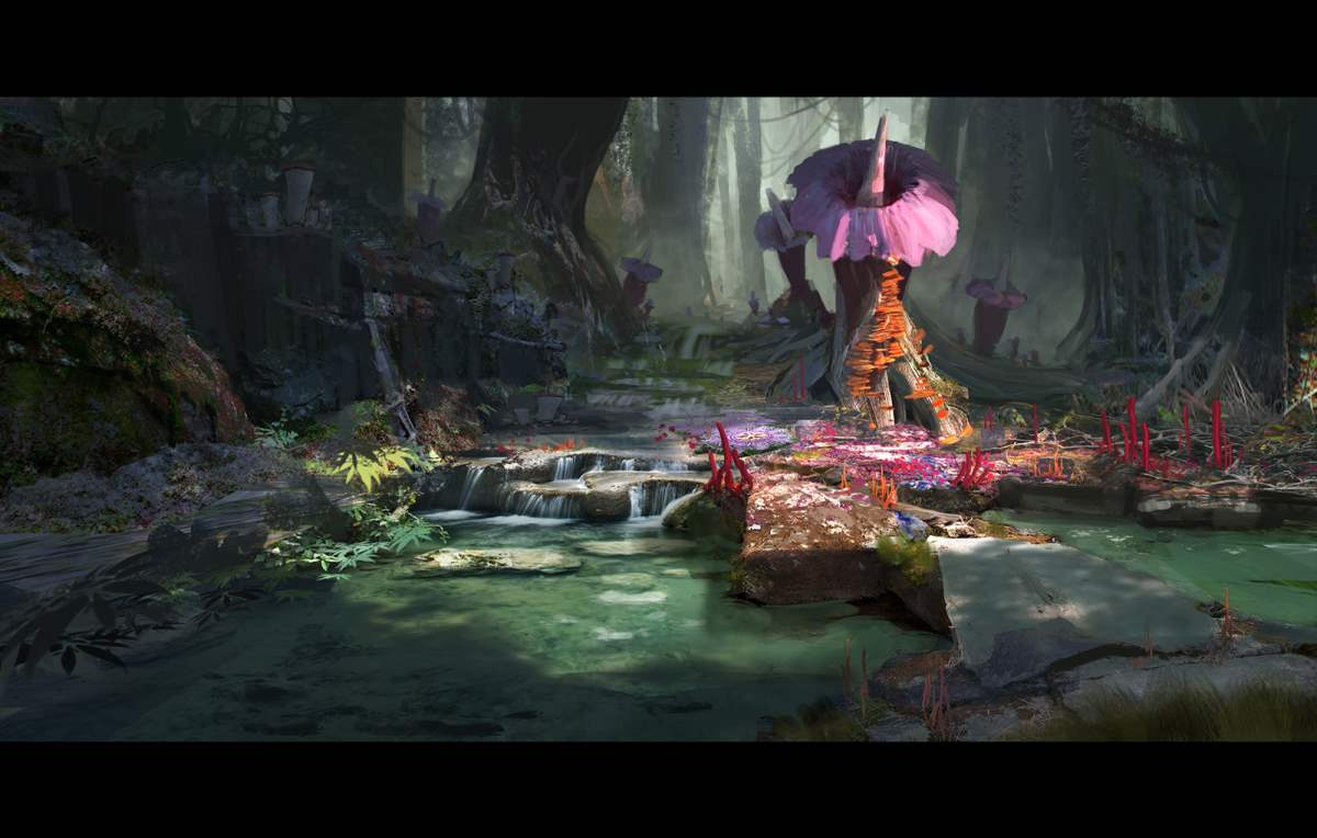 God of War 4 Concept Arts 2