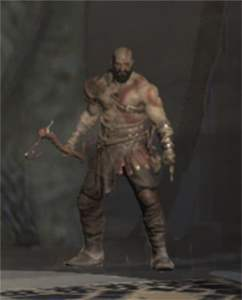 God of War 4 Concept Arts