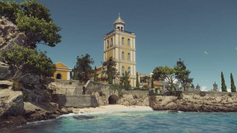 Hitman Episode Two: Sapienza Screenshot