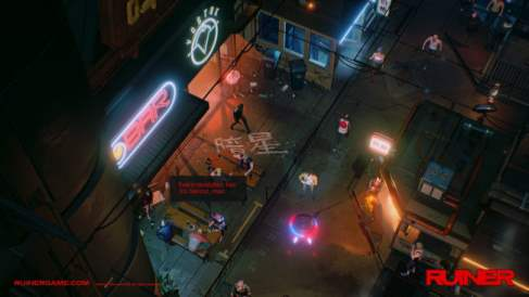 Ruiner Game Captures