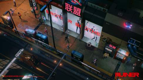 Ruiner Game Images