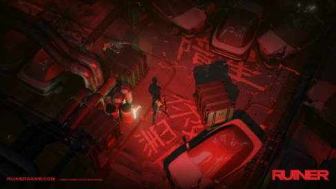 Ruiner Game Pictures