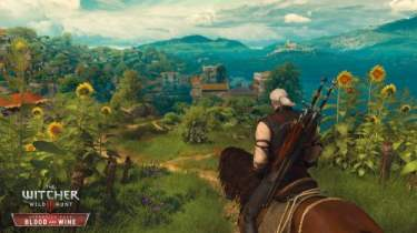The Witcher 3 Blood and Wine Captures