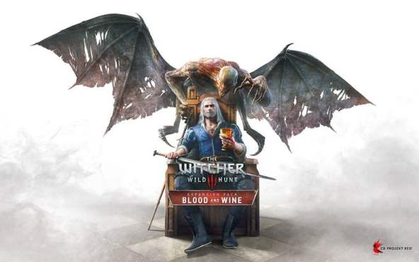 The Witcher 3 Blood and Wine Image