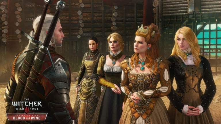 The Witcher 3 Blood and Wine Screenshot