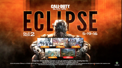 Call of Duty: Black Ops 3 Eclipse DLC