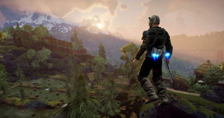 Elex Game Screenshot