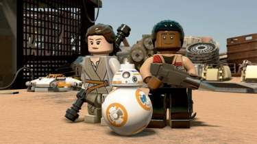 Lego Star Wars: The Force Awakens Screenshot