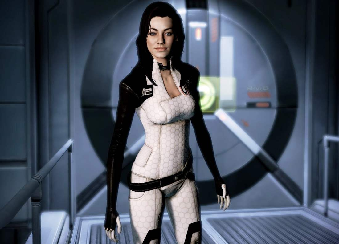 Mass effect 3 all romance sex scenes male shepard 6