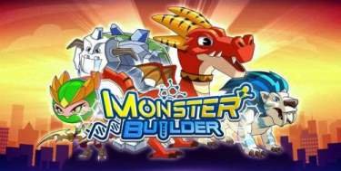 Monster Builder Android Game
