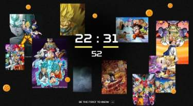 New Dragon Ball Teaser Site