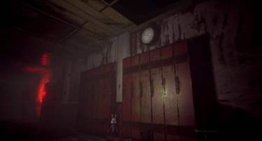 Silent Hill in Unreal Engine 4