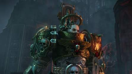 Warhammer 40000: Inquisitor - Martyr Screenshot