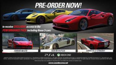 Assetto Corsa Now Available for Pre-Order