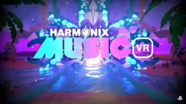 Harmonix Music VR Screenshot