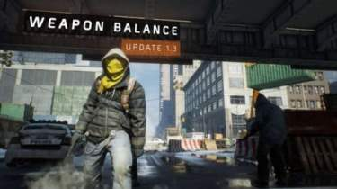 The Division Weapon Balance Update