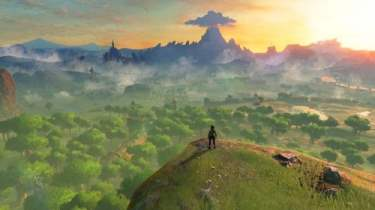 New Footage Of Zelda: Breath Of The Wild's Second DLC