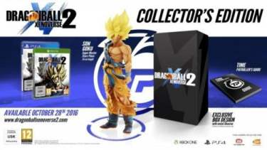Dragon Ball Xenoverse 2 Collector's Editions