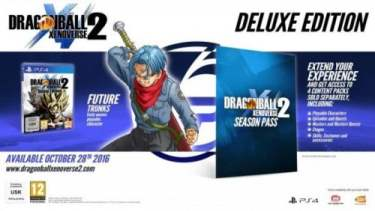 Dragon Ball Xenoverse 2 Deluxe Editions