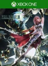Final Fantasy XIII Xbox One Cover