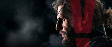 Metal Gear Solid V Art Works