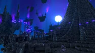 Portal Knights Larger Island Blue